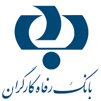refah bank logo